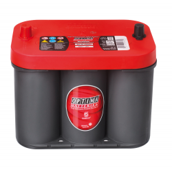 BATTERIA OPTIMA RED