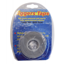 RIGGERS TAPE ARGENTO H.