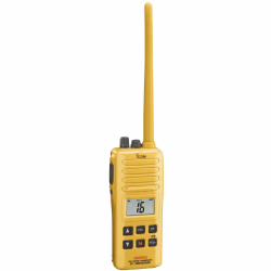VHF GMDSS IC-GM1600E