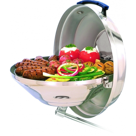 BARBECUE MARINE KETTLE A CARBONE