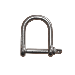 S.S AISI 316 EXTRALARGE D SHACKLES