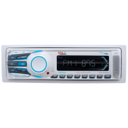 RADIO BOSS-MARINE MR1306UA USB/SD